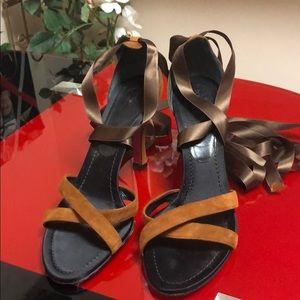 Dolce & Gabbana Sandals heels, size 40.5
